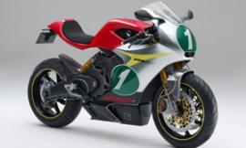Honda exibe moto elétrica no Japão