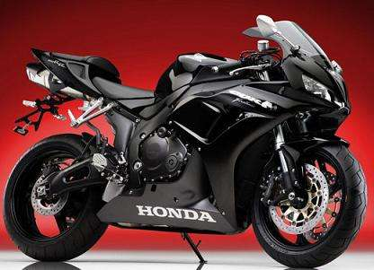 Lista Motos Honda