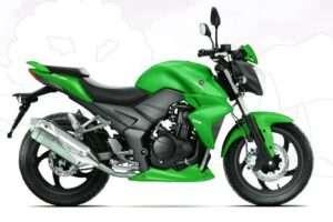 Nova Next 250 Dafra
