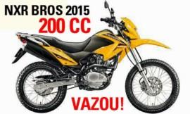 Bros 2015 terá 200 cilindradas! Confira!
