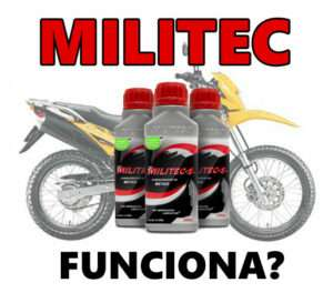 Militec em motos: funciona?