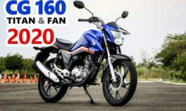 Simule Financiamento Honda Titan 160 2020 Fan