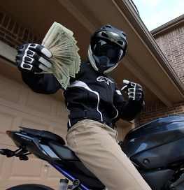 Empréstimo Pessoal para Comprar Moto