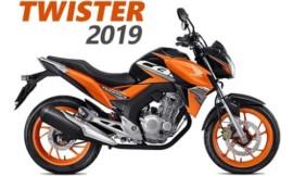 CB Twister 2019, a Honda que você vai financiar