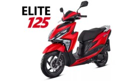 Honda Elite 125, a nova scooter da Honda