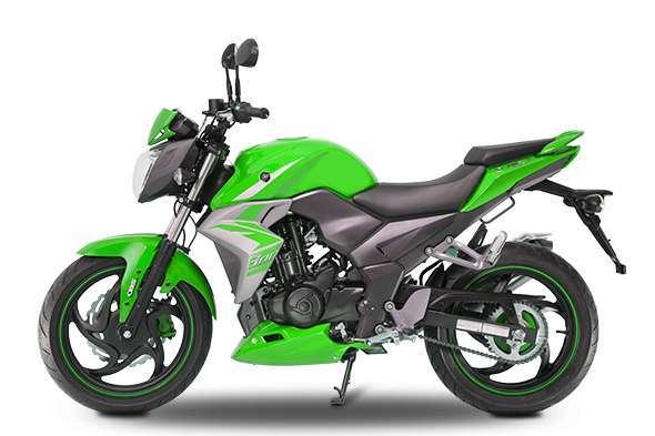 Dafra Next Tunada - verde