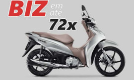 Simule Financiamento Honda Biz 125 e 110