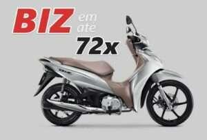 Simule Financiamento Honda Biz 125 e 110