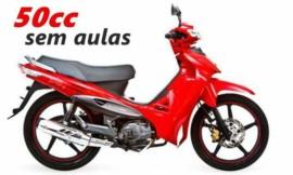 Suspensa exigência de aulas de habilitação de motos 50cc