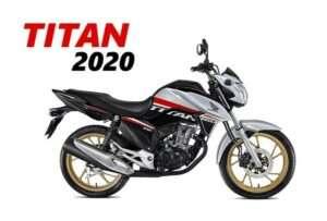 Titan 160 2020 – preço, fotos e financiamento