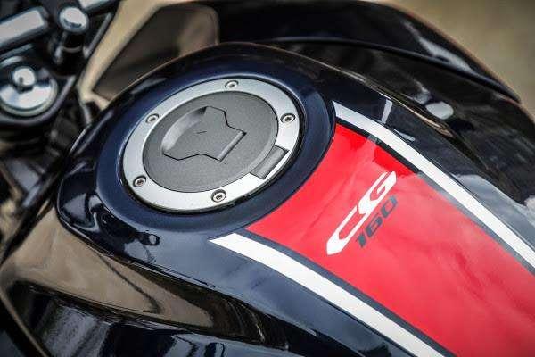 Tanque da Honda CG