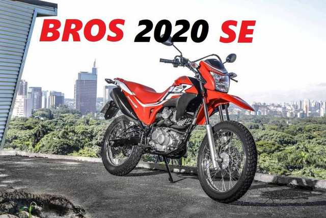 HONDA BROS 2020 SE